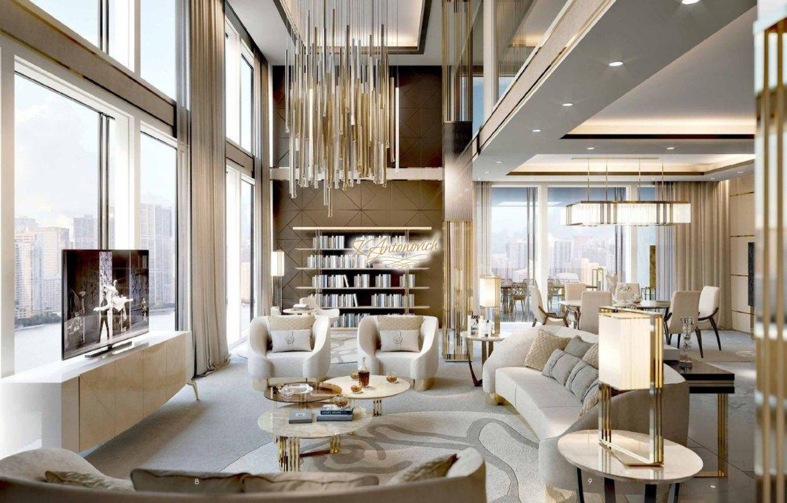 Italian contemporary furniture - luxury interior design ...