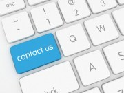 cara membuat contact us