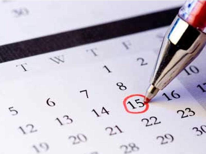 cara membuat kalender di blog