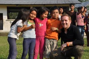 En mission en Equateur
