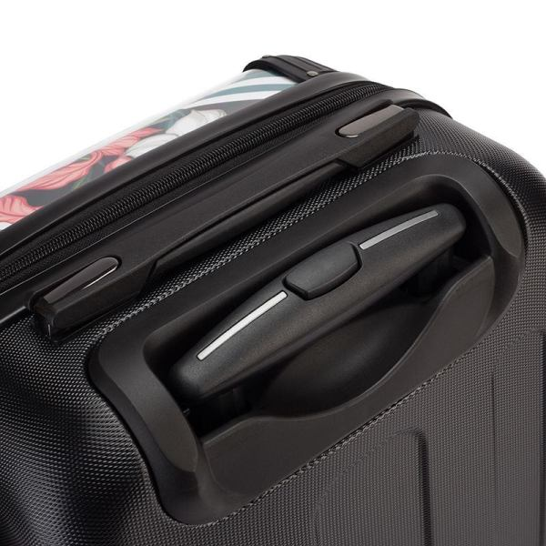 antony yorck trolley suitcase airplane hand luggage jet set series handle detail 05