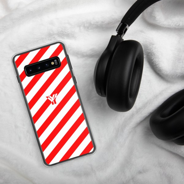 antony yorck accessoire samsung phone cases stripes white and red collection obvious 035