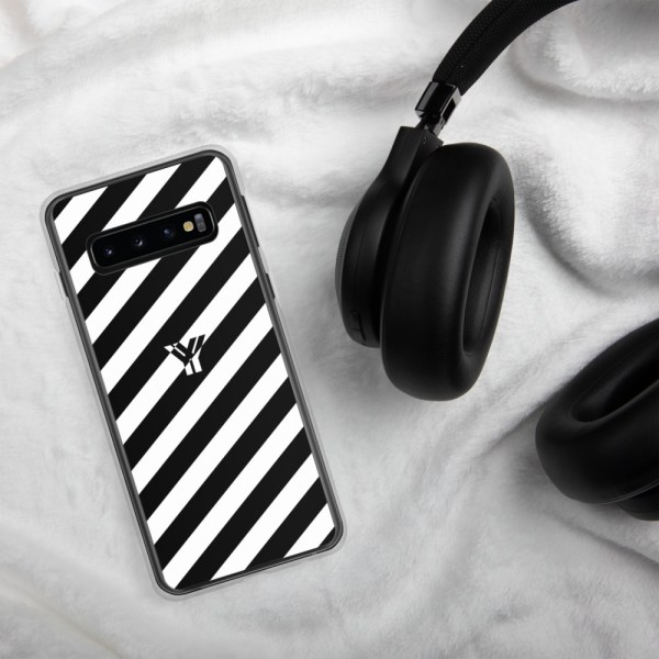 antony yorck accessoire samsung phone cases stripes black and white collection obvious 035
