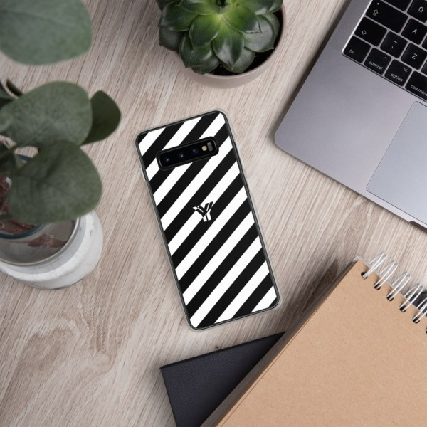 antony yorck accessoire samsung phone cases stripes black and white collection obvious 031