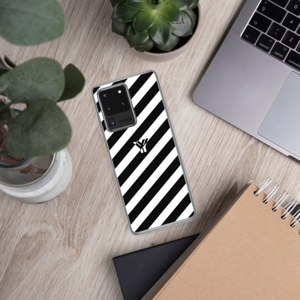 antony yorck accessoire samsung phone cases stripes black and white collection obvious 019