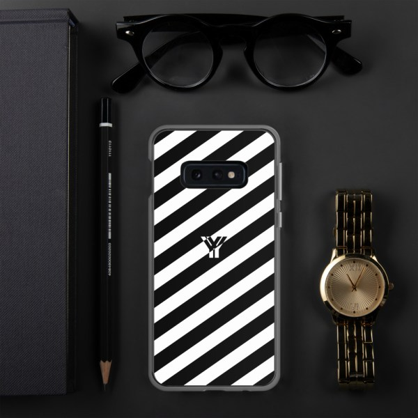 antony yorck accessoire samsung phone cases stripes black and white collection obvious 030