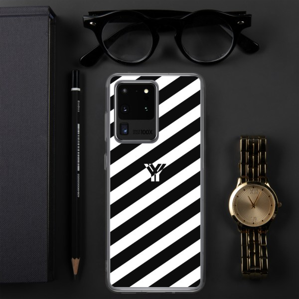 antony yorck accessoire samsung phone cases stripes black and white collection obvious 021