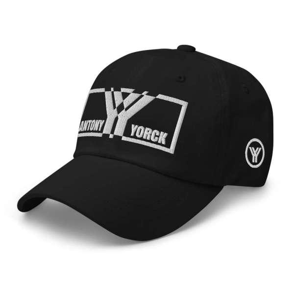 Baseball Cap YY ANTONY YORCK Classic Cap 1 mockup e1af87d3