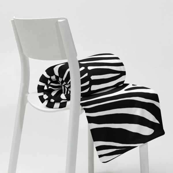 DECKE ZEBRA 3 sofa decke kuscheldecke zebra 08