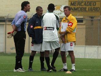 Eduardo Méndez a las Semifinales