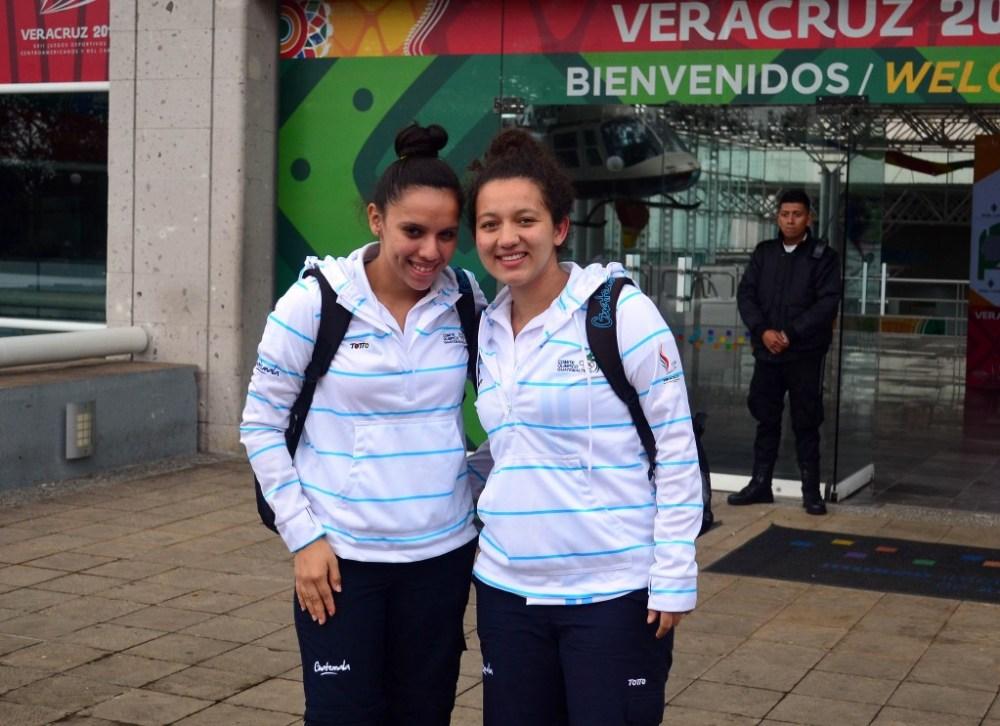 Analdy Lopez y Mabelyn Enru00EDquez