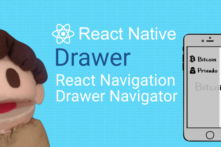 React Navigation Drawer And Stack