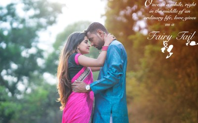 Pravin-Sweety's Pre-wedding Photoshoot in Lavasa