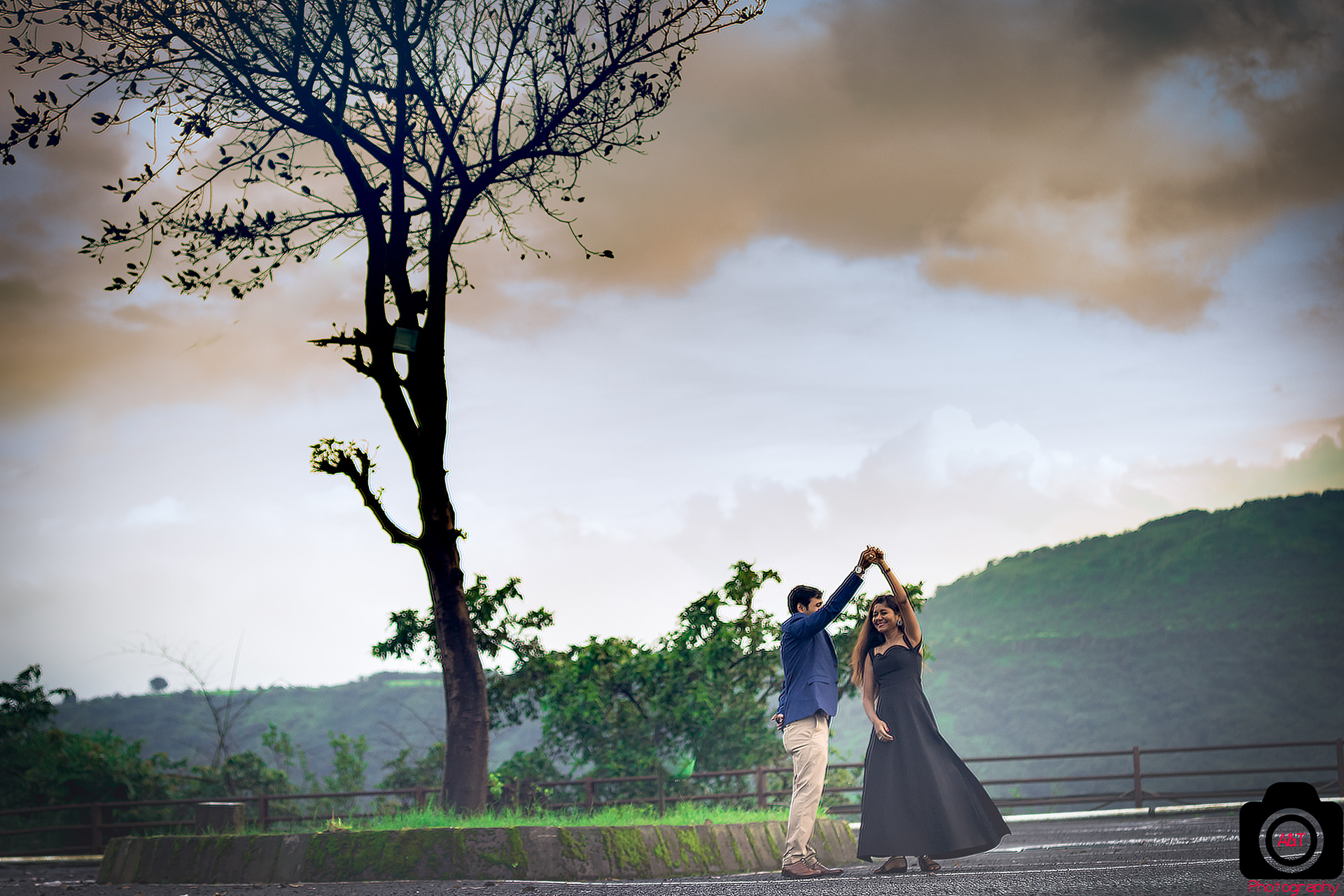 Pre wedding poses for best pre wedding location | Lavasa | Pune | India