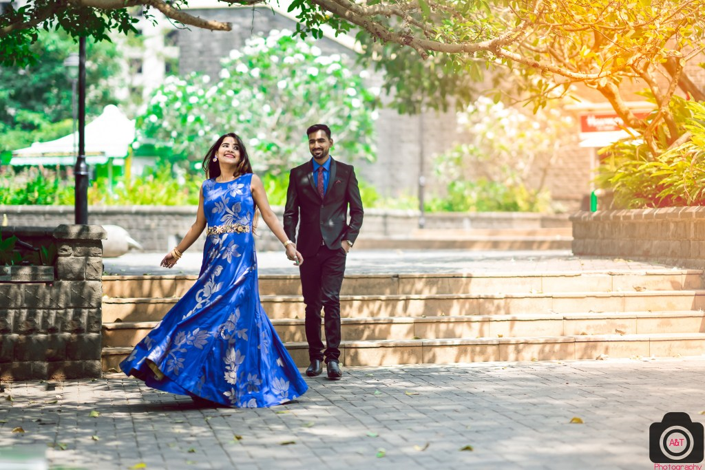 Best Pre wedding photoshoot in Lavasa by a photographer in Pune-India