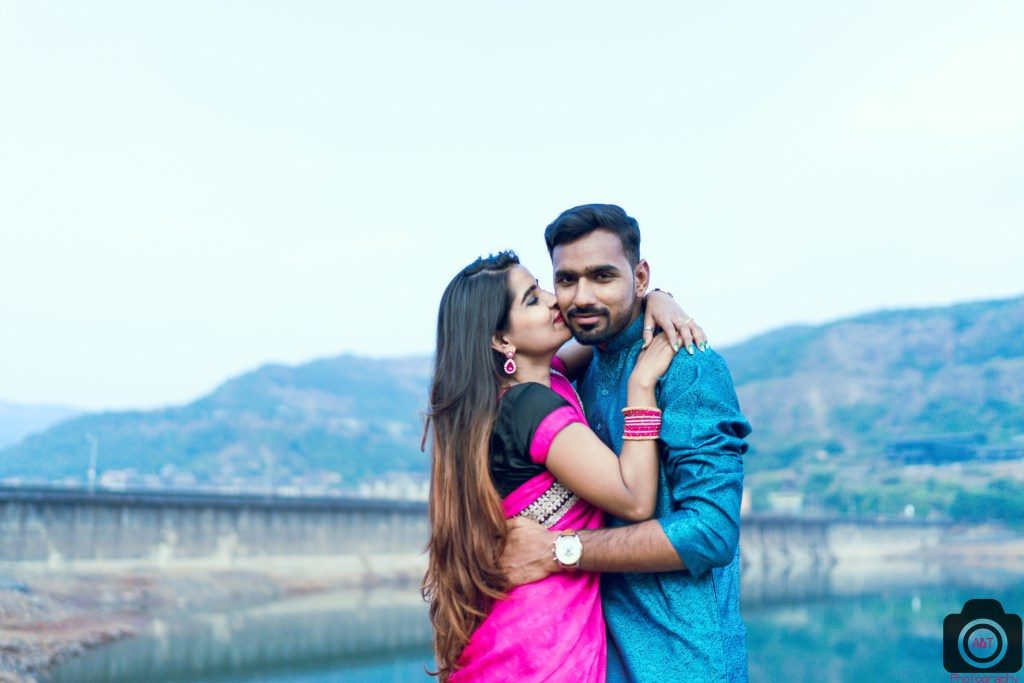 Best Cinematic Pre-wedding Photoshoot in Lavasa-Pune-India