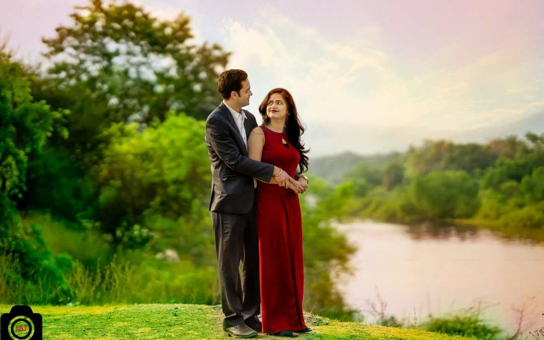Amita & Navin Pre Wedding photoshoot in Pune
