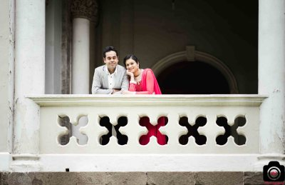 Prewedding Photoshoot in Aagakhan Palace Pune