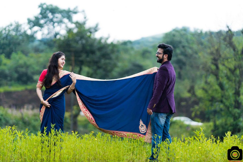 Prateek & Anushree Pre-wedding photoshoot | A&T Photography |Best wedding photographer in Pune