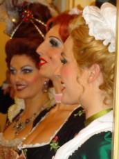 Gabriella Zanchi, Alix Briseis & Léovanie Raud