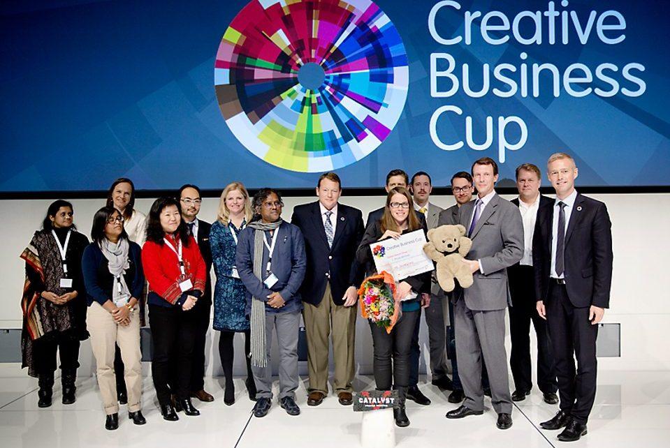 Creative Business Cup 2017 - o competiție pentru antreprenorii din industriile creative