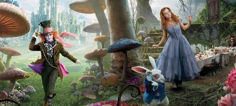 Алиса в Стране чудес - крылатые фразы из фильма | ANTRIO.RU
