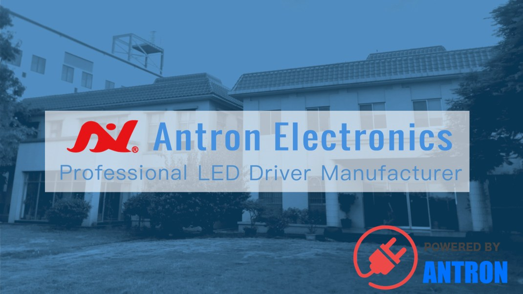 Powered By Antron