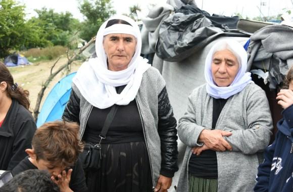 Dans l'impasse des Balkans, des milliers de migrants s'entassent contre la forteresse Europe