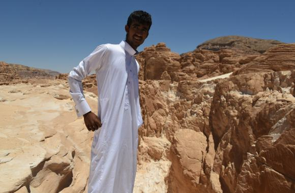 Bédouin du Sinaï