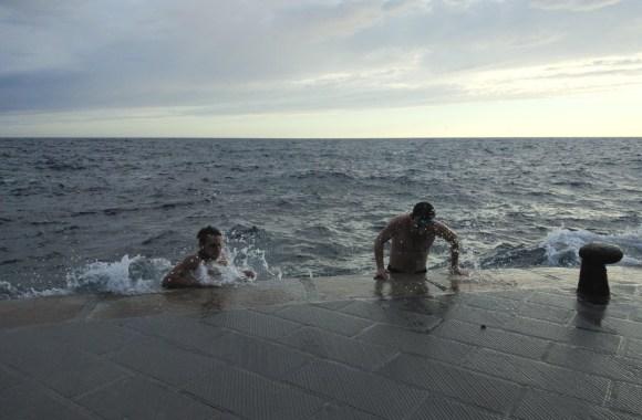 Danseurs de vagues