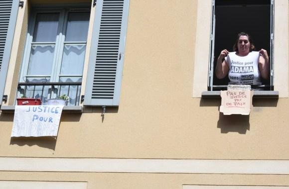 Balcon à Beaumont sur Oise