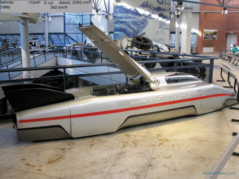 Aerodynamic-Research-VW-1980