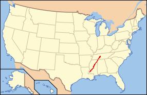 1_Natchez_Trace_Parkway_Locator_Map