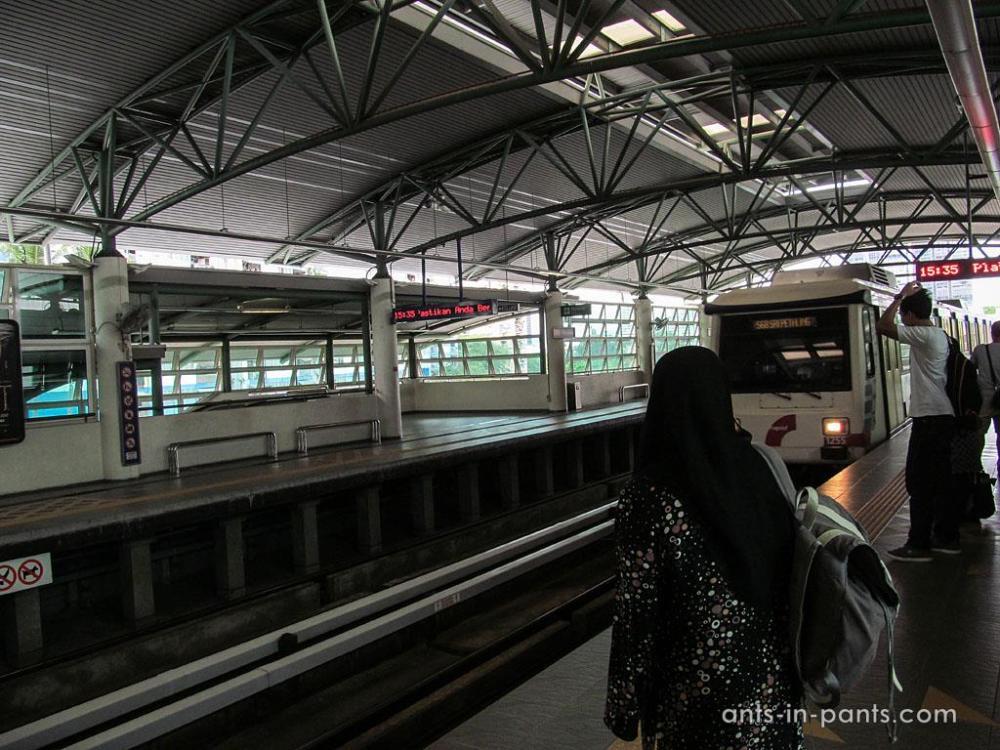 Kuala Lumpur metro