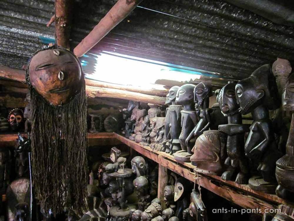Конголезкое исскуство
