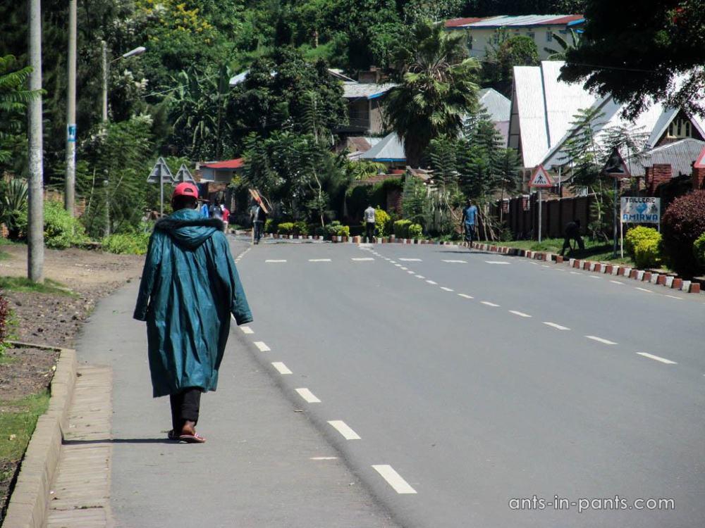 Зима в Руанде