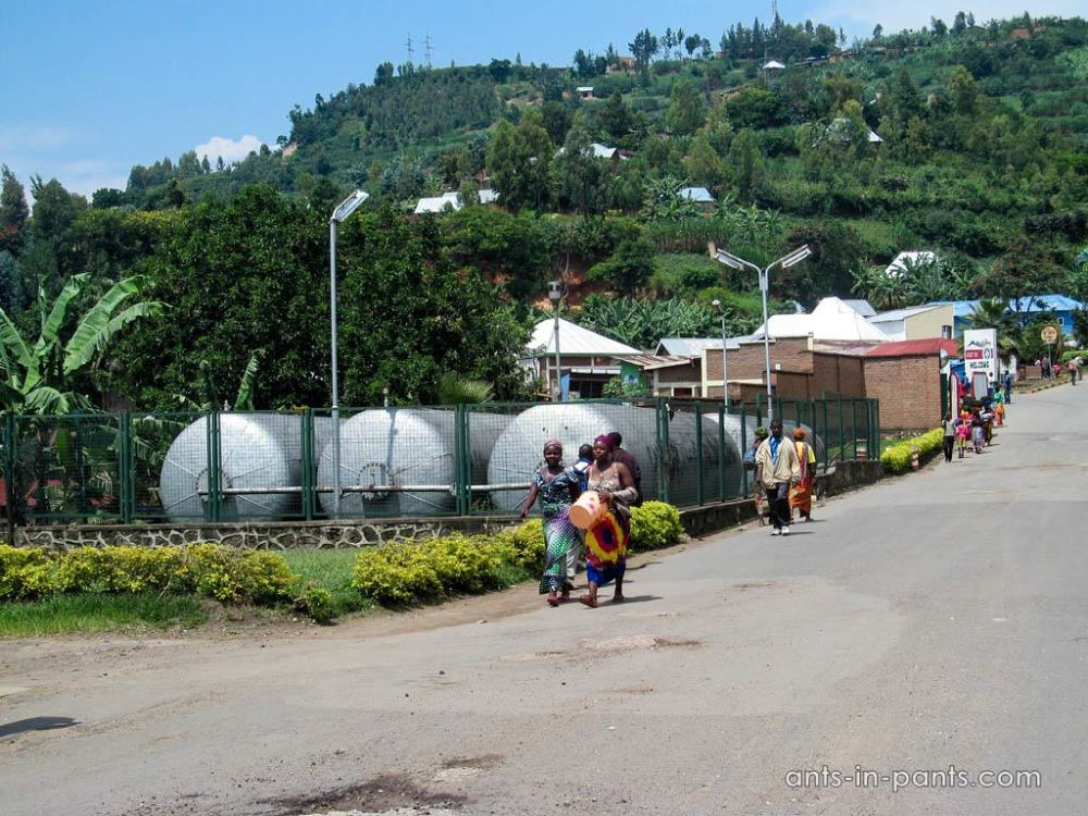 Gisenyi- brewery