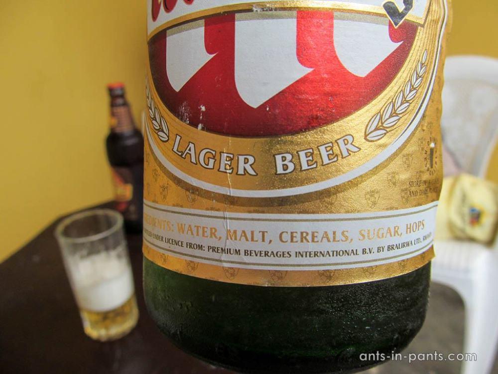 Rwandian beer