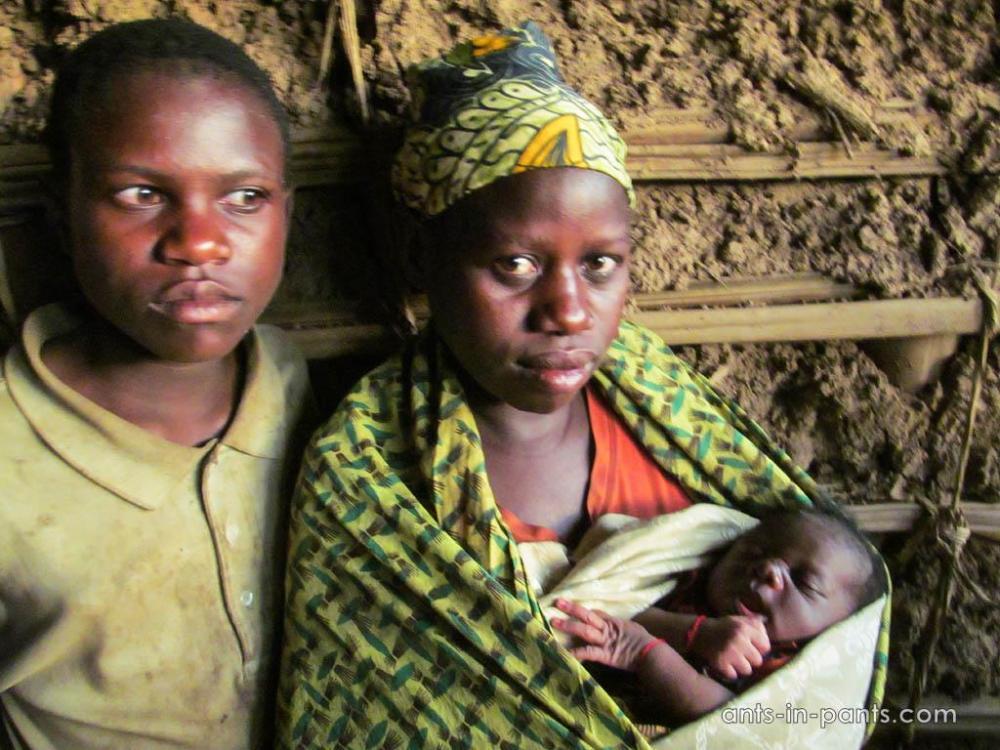 Pygmy family