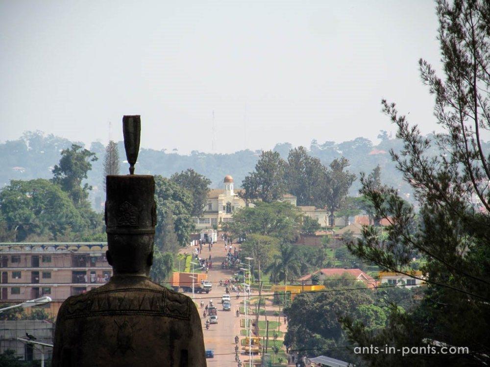 Королевский дворец в Кампале