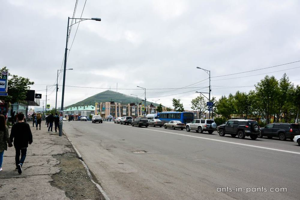 сопки Петропавловска