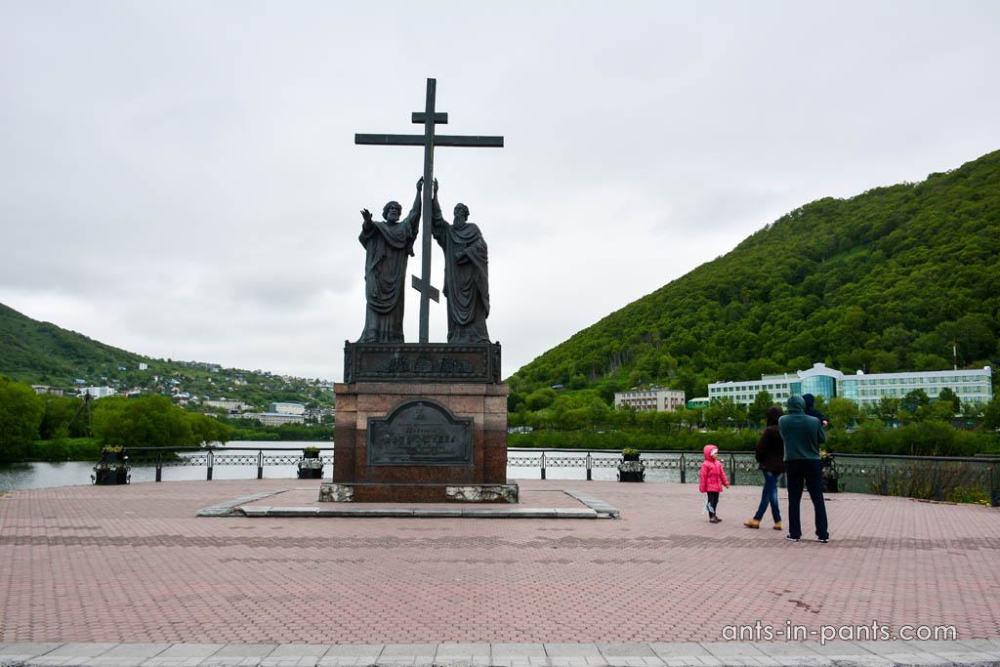 Основатели Петропавловска
