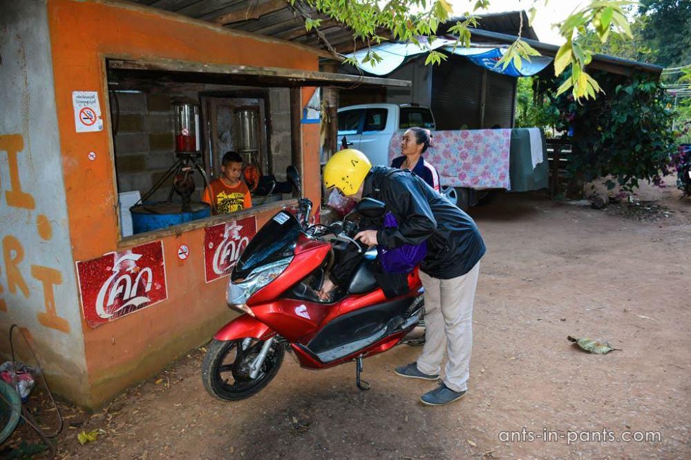 стоимость бензина в Таиланде
