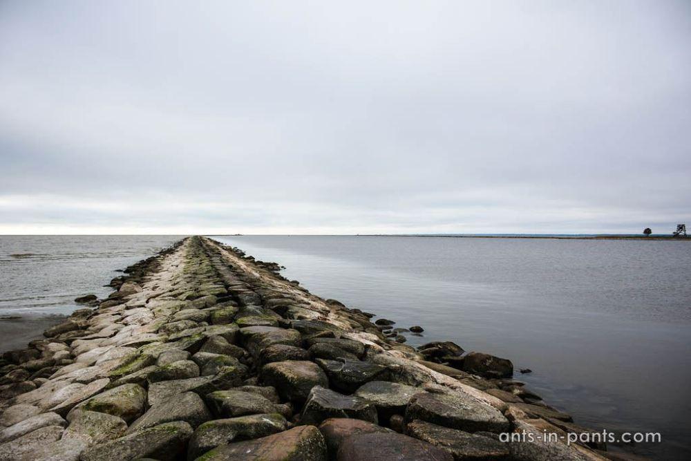 Pärnu pier