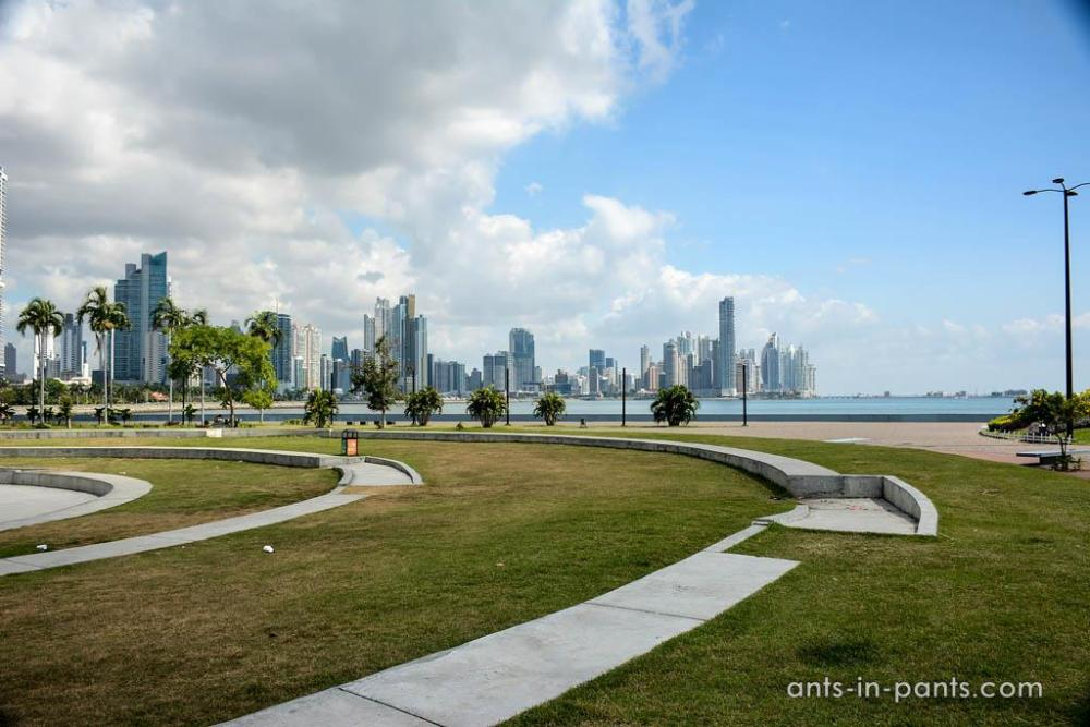Panama downtown