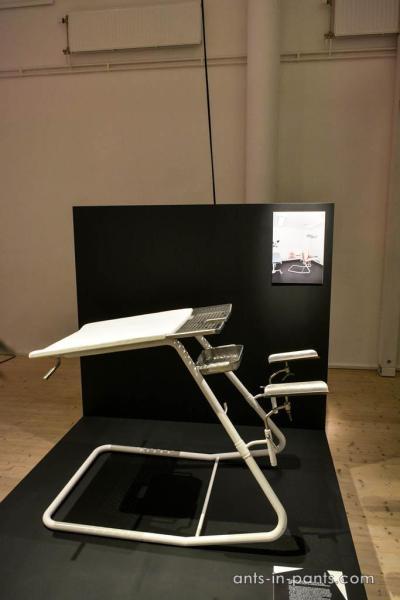 андрологическое кресло для мужчины