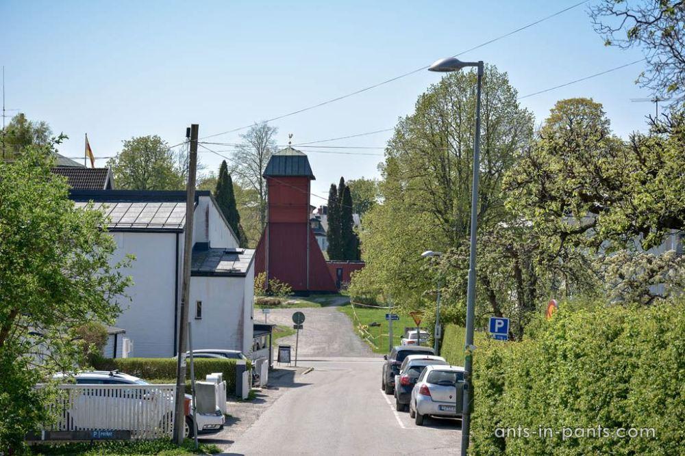 Vaxholm bell tower
