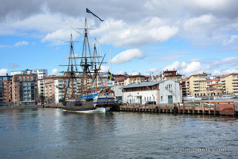 ship Götheborg I