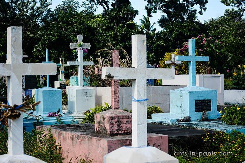 Nicaraguan cemetery