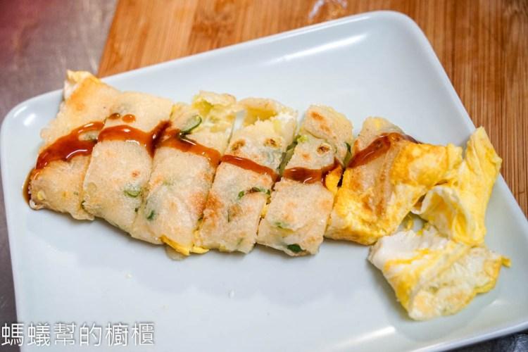 手工粉漿蛋餅食譜   古早味蛋餅,口感外酥內彈,在家就能輕鬆製作。